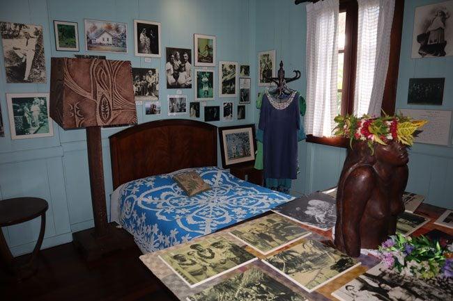 James Norman Hall Museum - Tahiti French Polynesia 3