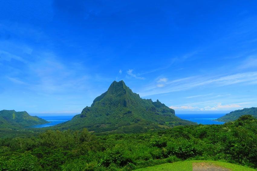 La Belvedere Moorea French Polynesia