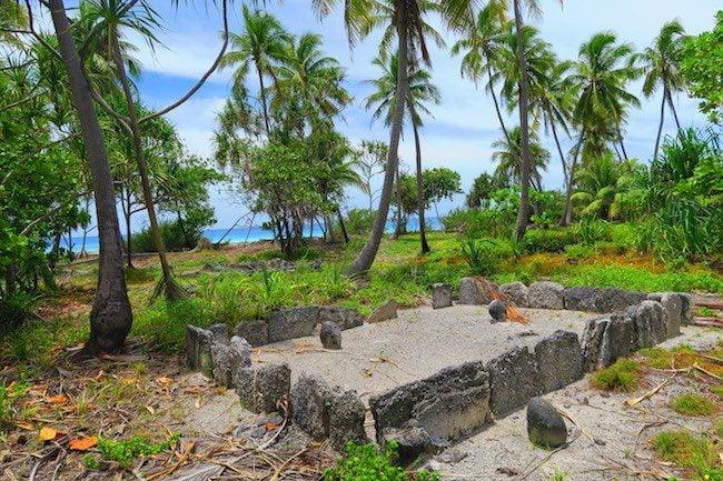 Marae Tahiti Vairau fakarava