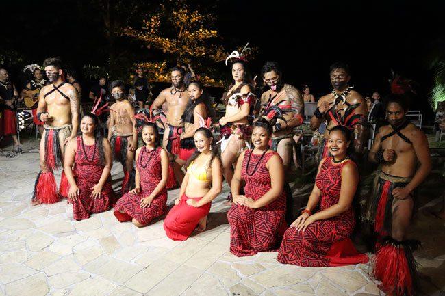 Marquesas show - Tahiti Pearl Beach Resort French Polynesia 2