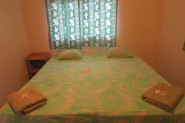 Pension Koku'u nuku hiva marquesas islands - room