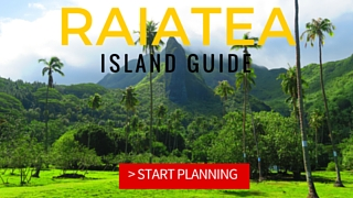 Raiatea travel Guide FRENCH POLYNESIA