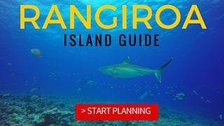 Rangiroa travel Guide FRENCH POLYNESIA