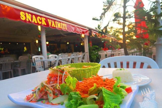 Snack Vaimiti Papeete Tahiti French Polynesia