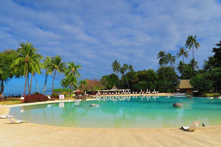 Sofitel Hotel Tahiti Ia Ora Beach Resort - Pool - French Polynesia