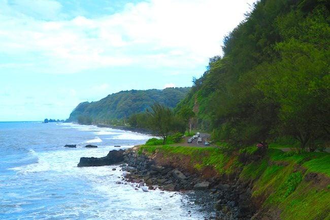 Tahiti East Coast French Polynesia