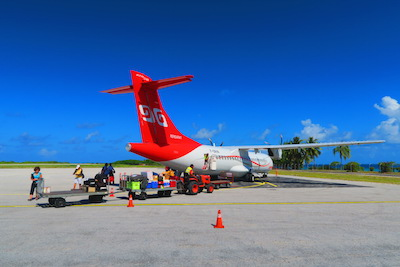 Air Tahiti Travel Pass