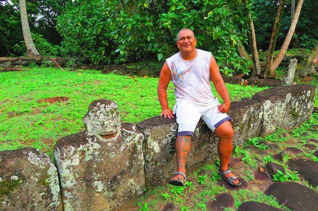 alvane alvarado Pension Koku'u nuku hiva marquesas islands