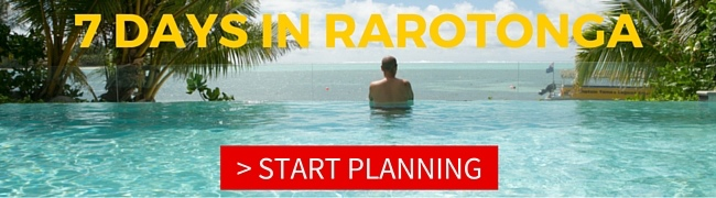 7 Days In Rarotonga Sample Itinerary - wide thumbnail