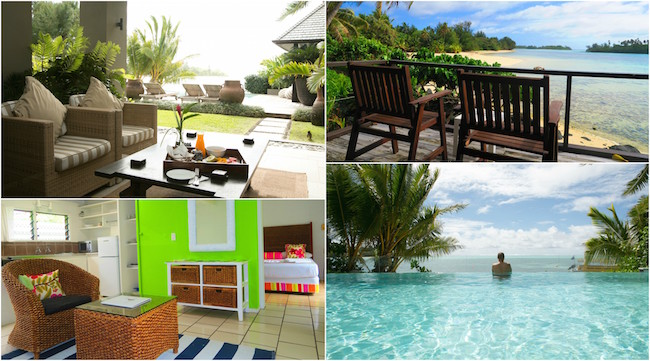 7 days in rarotonga - where to stay