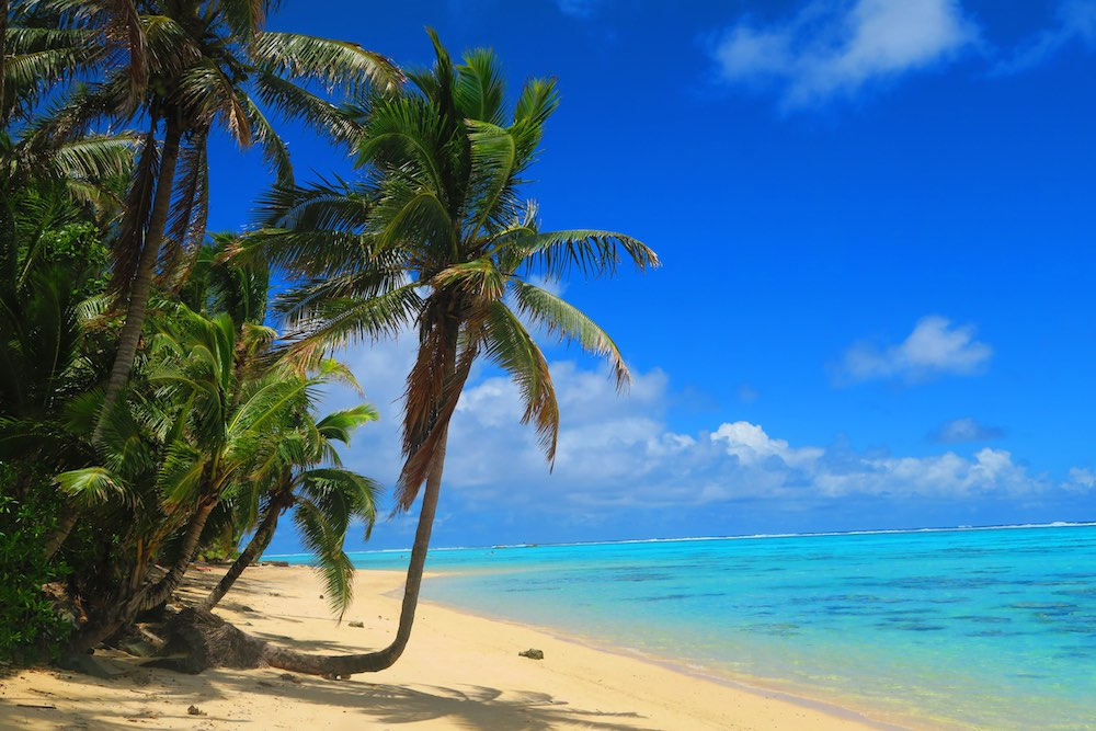 Cook Islands Travel Guide - Titikaveka Beach Rarotonga