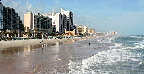 Daytona Beach Florida By Yohann Legrand