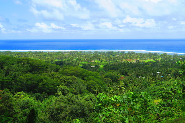 Highland Cultural Paradise Rarotonga Cook Islands - view