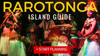 RAROTONGA TRAVEL GUIDE COOK ISLANDS