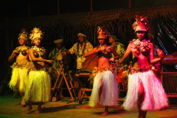 Review Of Highland Cultural Paradise In Rarotonga - cover