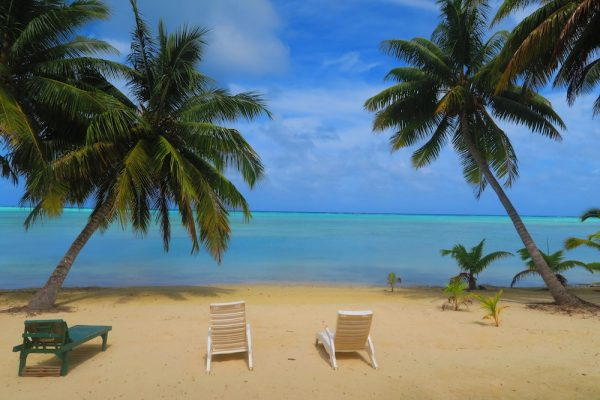 Review of rinos motel aitutaki cook islands - cover