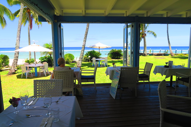 Tamarind house fine dining Rarotonga cook islands