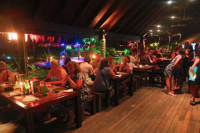 Te Vara Nui Village Rarotonga - island night show dinner