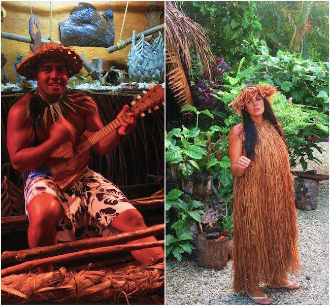 Te Vara Nui Village Rarotonga - village tour guides