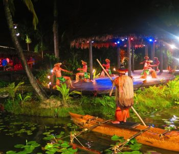 The Best Island Night In Rarotonga: Review Of Te Vara Nui Village