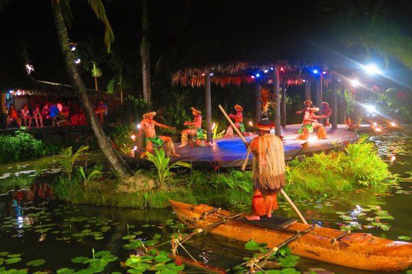 Te Vara Nui Village review island night rarotonga - cover