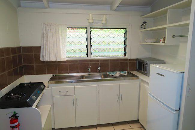 The Black Pearl At Puaikura Rarotonga - self contained kitchen