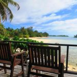 review of muri beach cottages rarotonga cook islands - cover