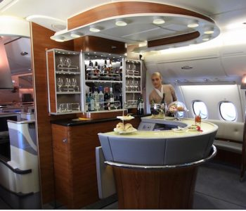 First Class Cabins Bigger Than Your Apartment