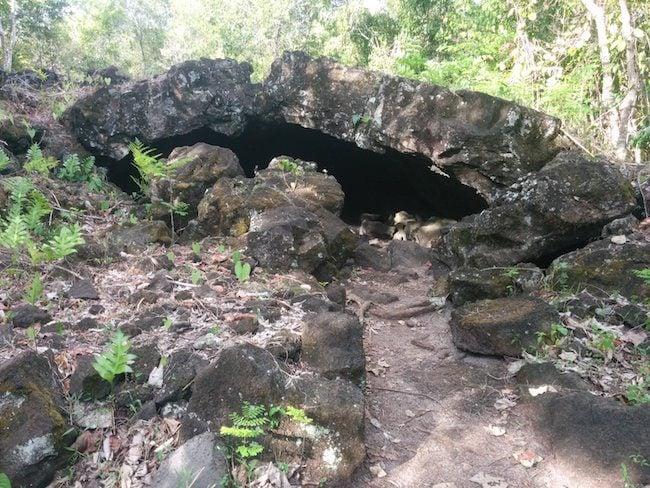 House of Rocks Falealupo Peninsula Savaii Samoa