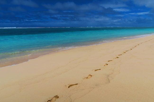 Lalomanu Tropical Beach Samoa