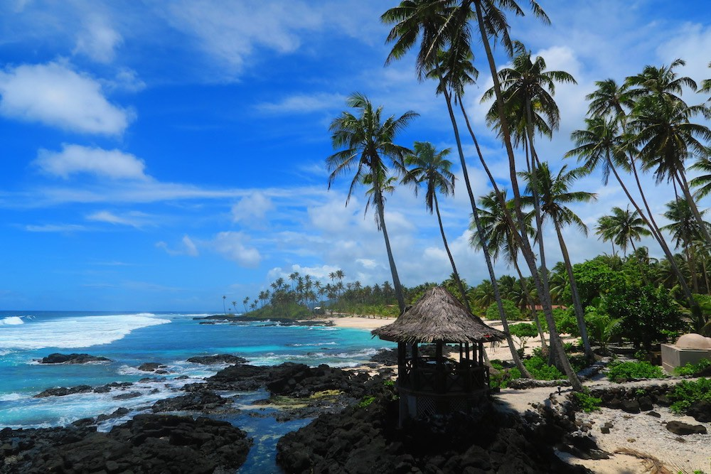 Recommended Upolu Island Accommodations In Samoa X Days In Y
