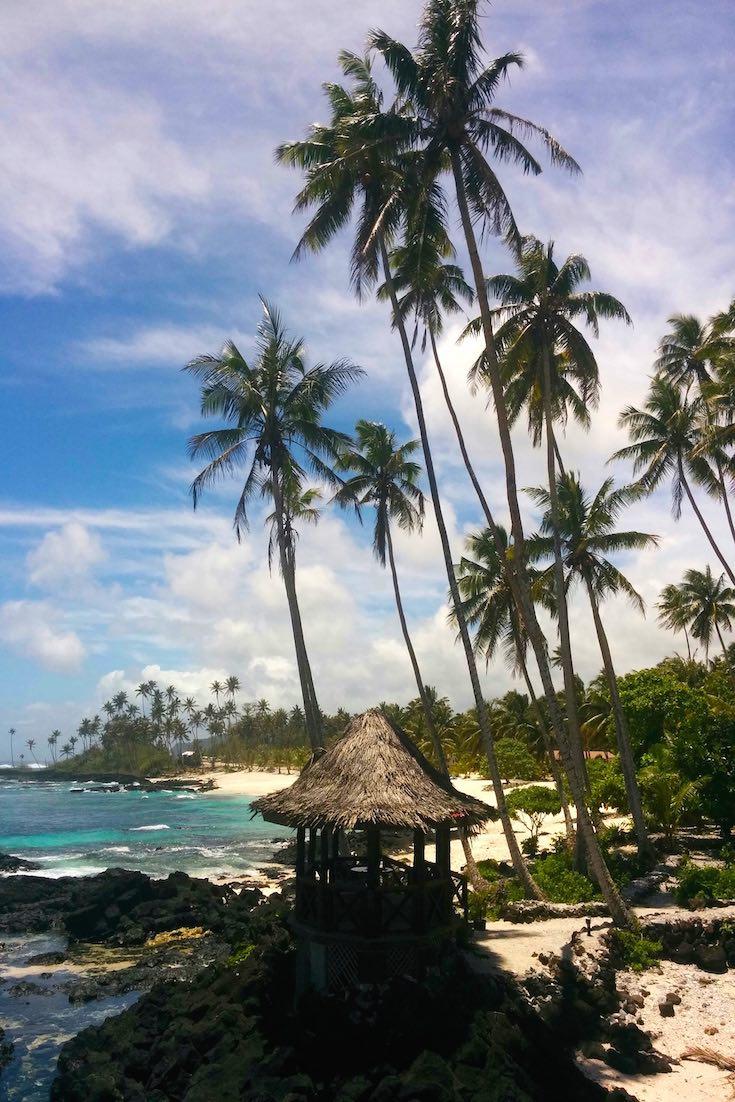 Samoa Travel Guide - Pinnable Immage