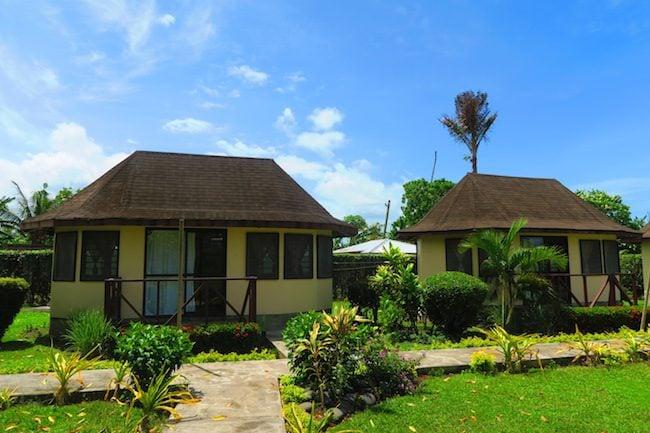 Savaiian Hotel Salelologa Savaii Samoa -rooms