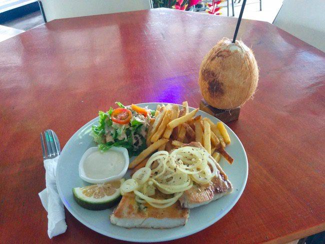 Seafood Gourmet Bar & Grill apia samoa