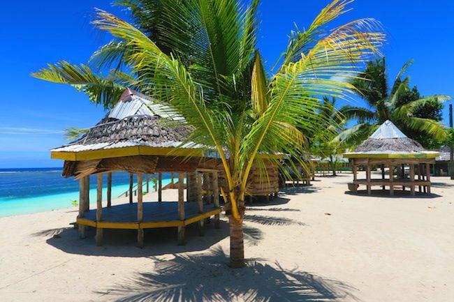 Tanu Beach Fales Savaii Island