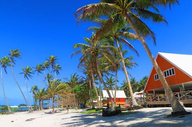 samoana luxury beach resort samoa