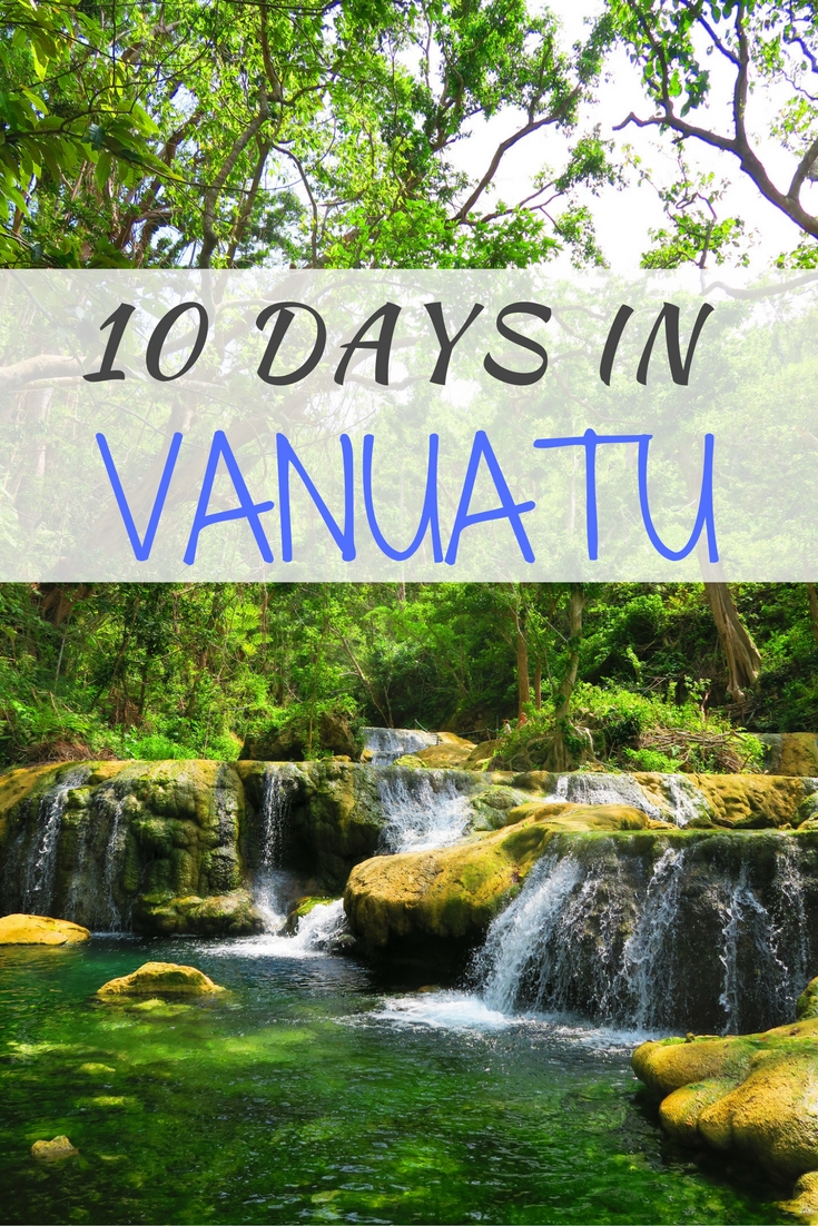 10 Days In Vanuatu - Pinnable Image 1