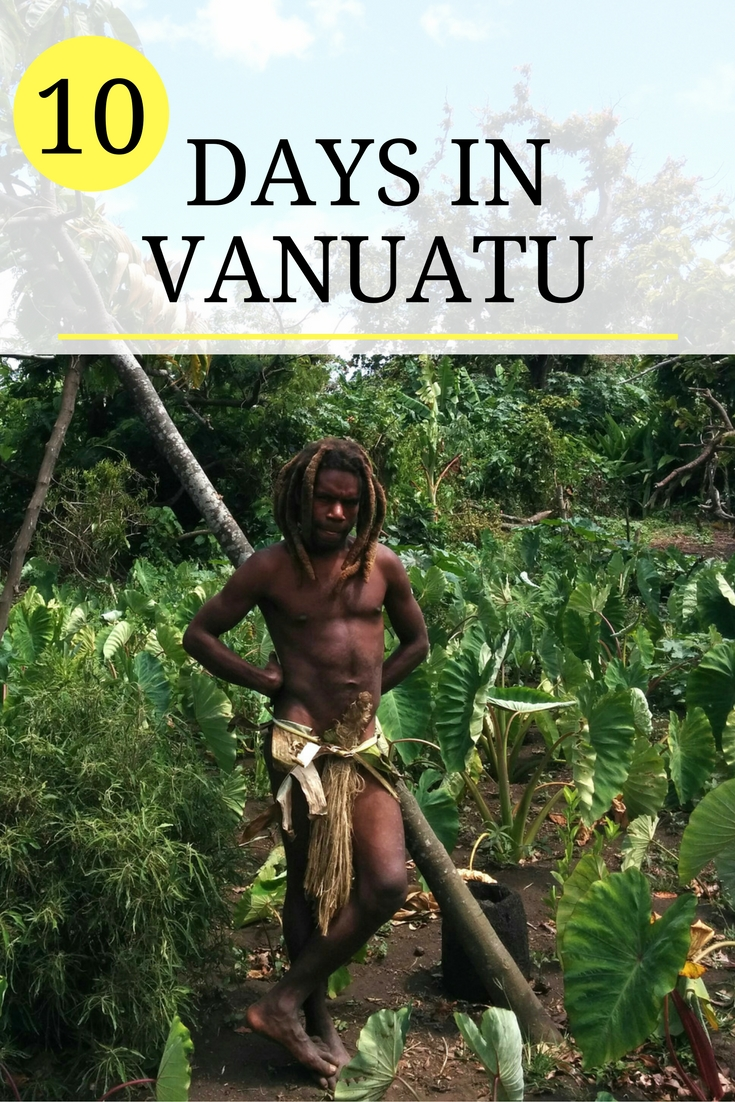 10 Days In Vanuatu - Pinnable Image 2