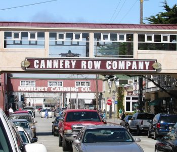 California Roadtrip: Hotels In Monterey