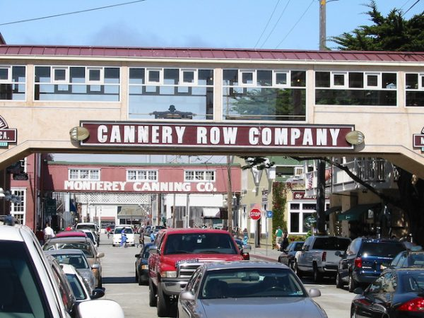 cannery row Old skid-row drunks are a lot of things they are sick, they are lice-ridden, they are often prematurely senile, and sometimes they are so far.