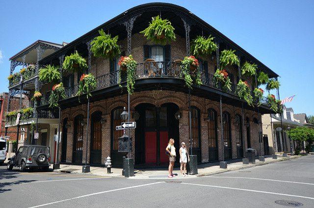 French Quarter New Orleans by Ka!zen