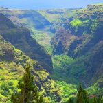 Grand Canyon Marquesas Island - Nuku Hiva