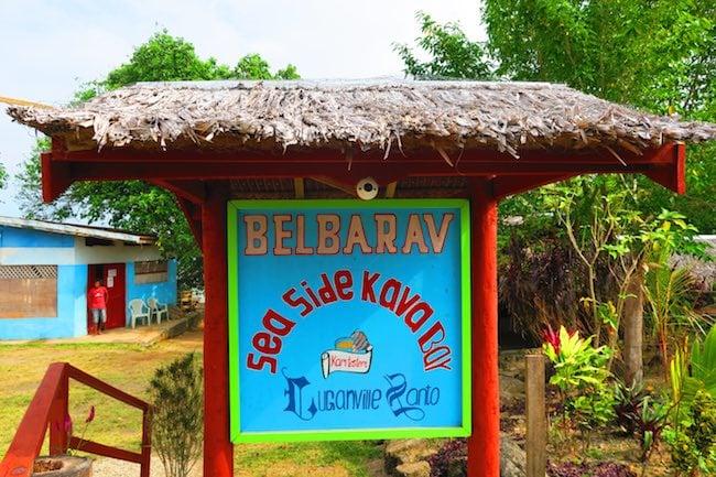 Kava Bar In Luganville Espiritu Santo Island - Vanuatu