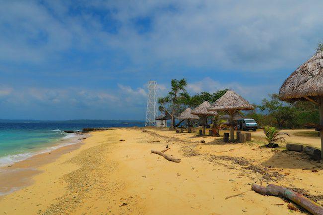 Million Dollar Point Espiritu Santo VCanuatu - Beach