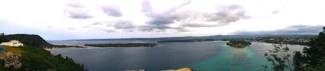 Port Vila Vanuatu Panoramic View