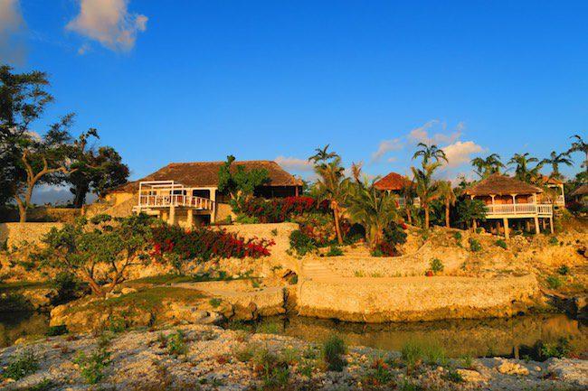 Tanna Evergreen Resort In Vanuatu - Bungalows