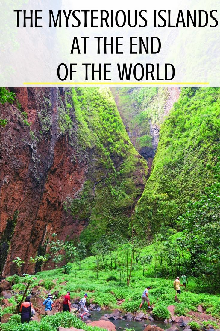 The Mysterious Marquesas Islands At The End Of The World
