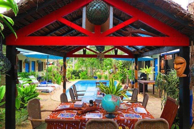 Traveller's Budget Motel Port Vila Vanuatu - Swimming Pool