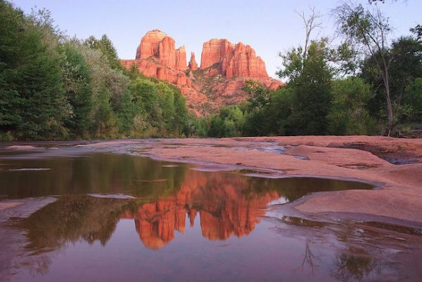 sedona arizona Adam Baker