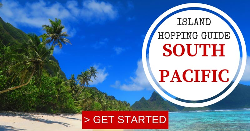 South Pacific Island Hopping Guide - cover